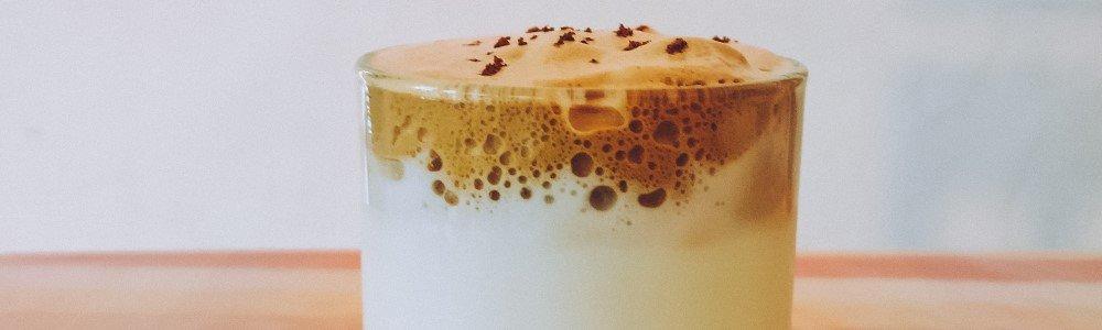 Dalgona koffie recept