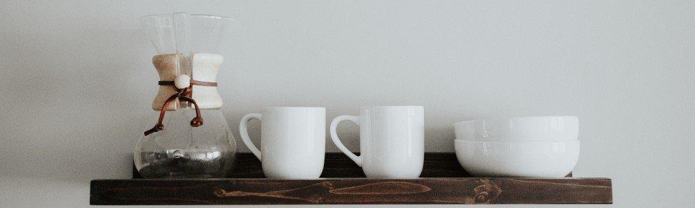 Chemex koffie zetten