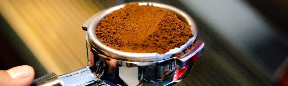 Koffiemolen afstellen